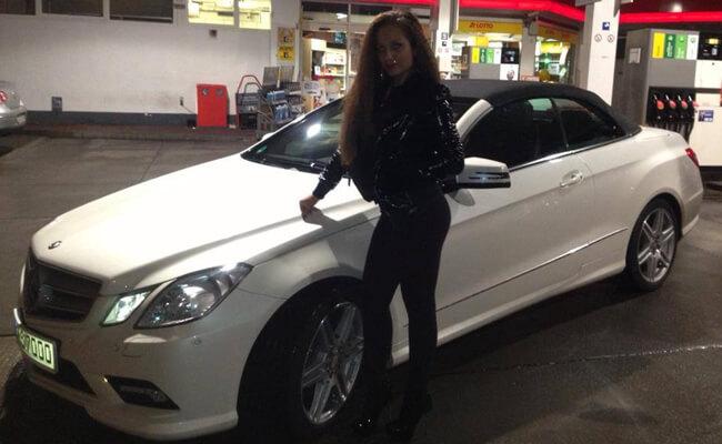 Mercedes Of Miami >> DIESE deutschen Rapper fahren die BILLIGSTEN Autos ...