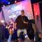 JBG3-Releaseparty – Farid Bang spricht auf der Bühne über Bushido