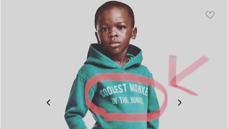 deutsche rapper kritisieren h m f r rassistische werbung raptastisch. Black Bedroom Furniture Sets. Home Design Ideas