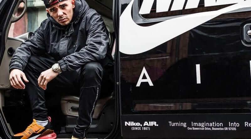 Der Nike Air Max 270 ist ab sofort erhältlich! Raptastisch