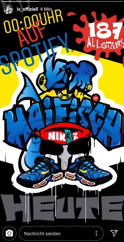 100% high quality first look top design haifisch nikes allstars