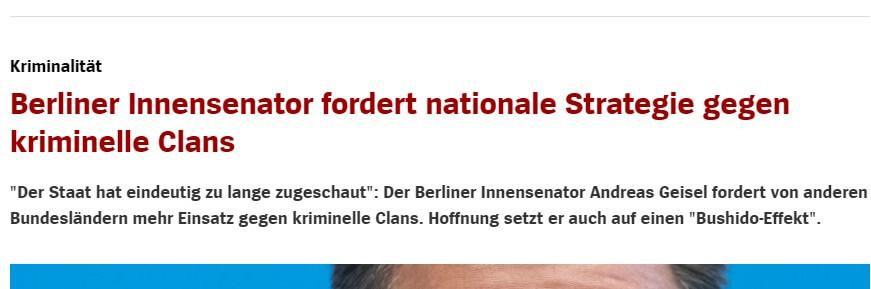 Artikel vom Spiegel Online