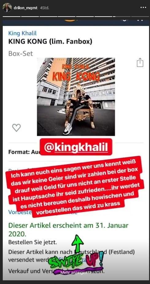King Khalil via Instagram