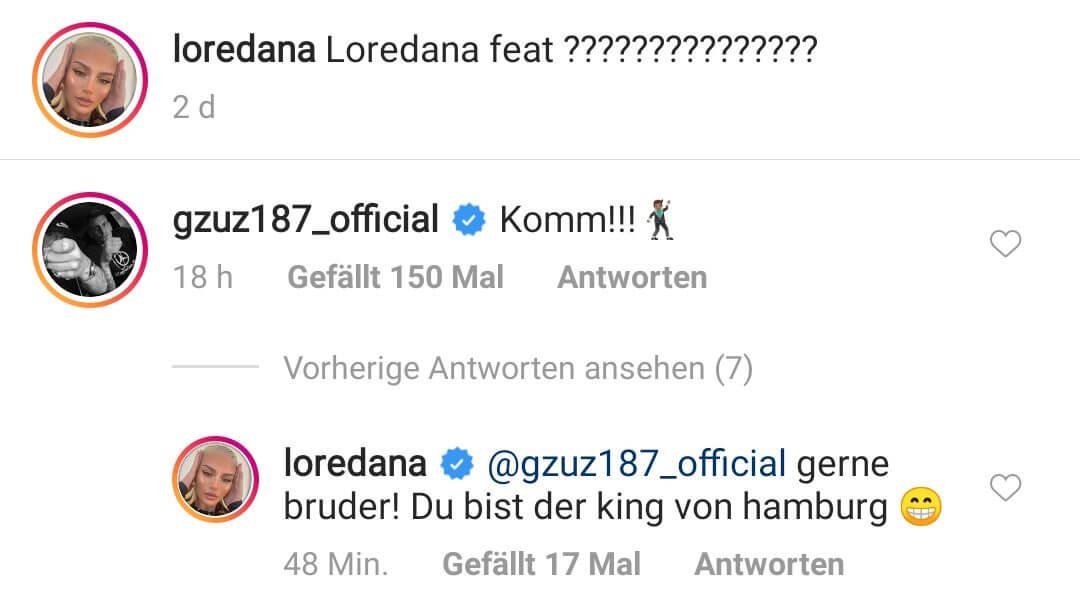 Loredana post
