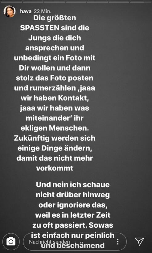 Hava via Instagram