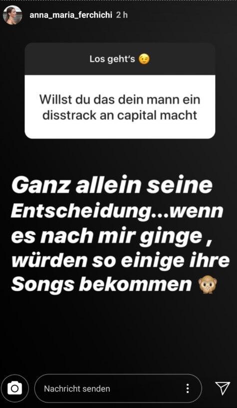 Anna Maria Ferchichi via Instagram