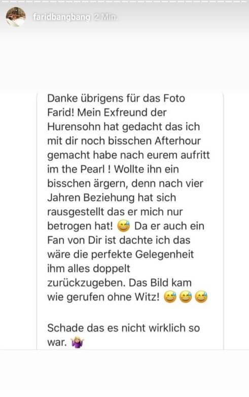 Farid Bang via Instagram