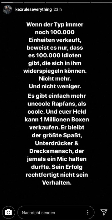 KEZ via Instagram