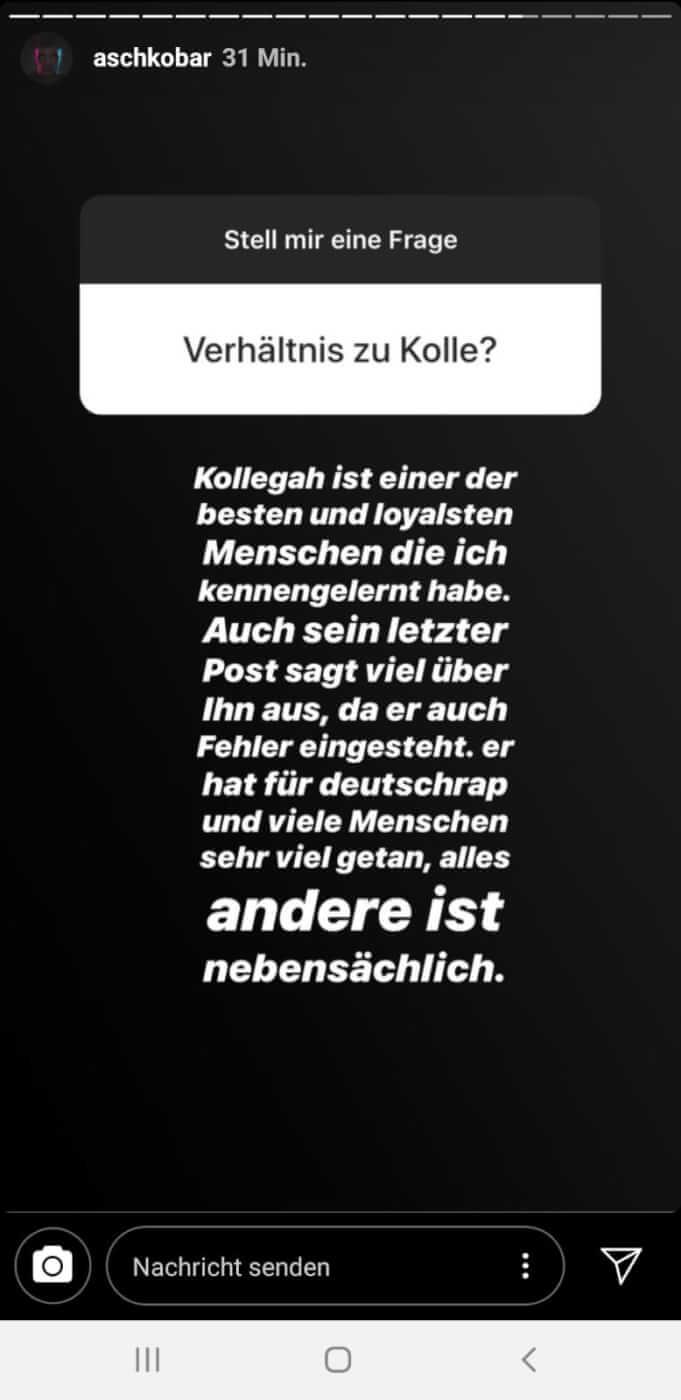 Asche via Instagram 2
