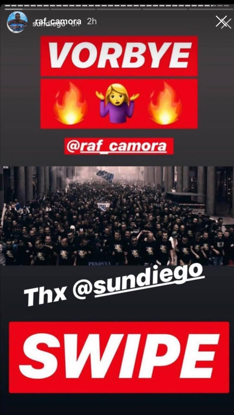 Sun Diego und Raf Camora via Instagram