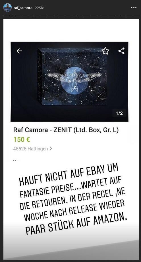 raf box ebay