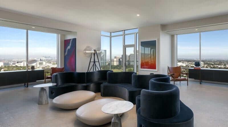 weeknd penthouse