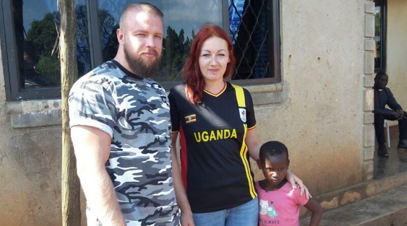 kollegah in uganda