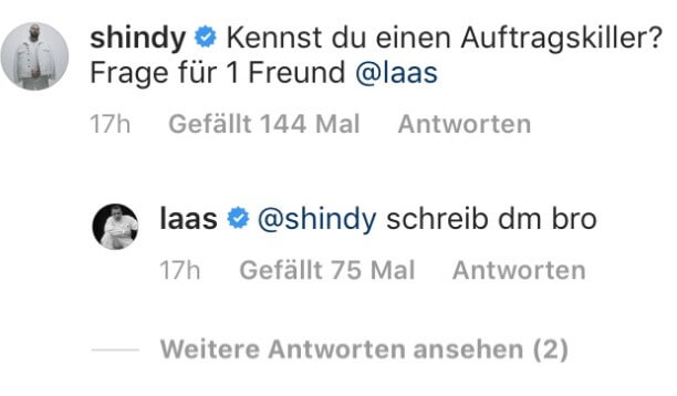 Shindy via Instagram