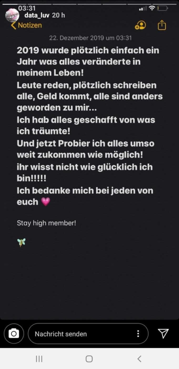 Dataluv via Instagram