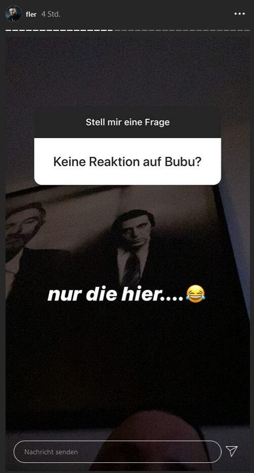 Fler reagiert auf Bushidos Disstrack via Instagram-Story Fragerunde