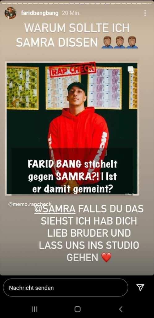 Via Instagram - Katja Krasavice bezieht Stellung zu den Samra-Diss Gerüchten