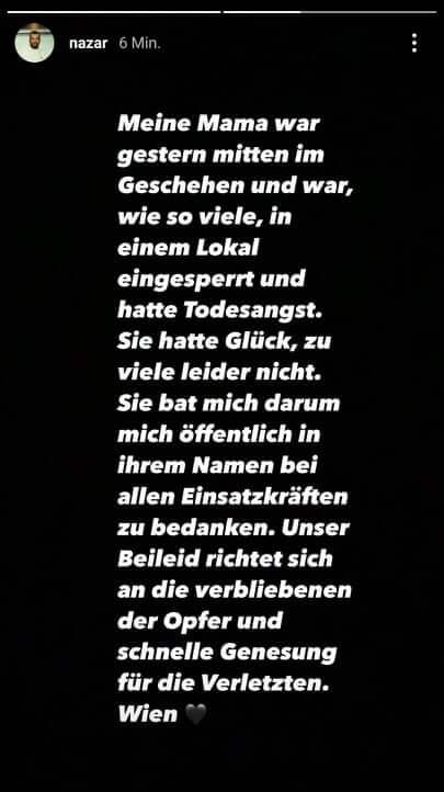 Nazar via Instagram