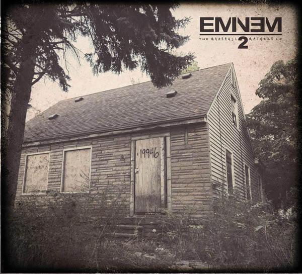 Eminem Album-Cover