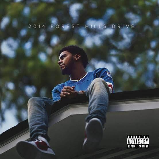 J. Cole Album-Cover