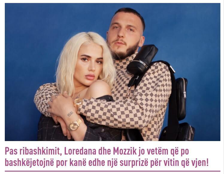 Albanische Medien berichten