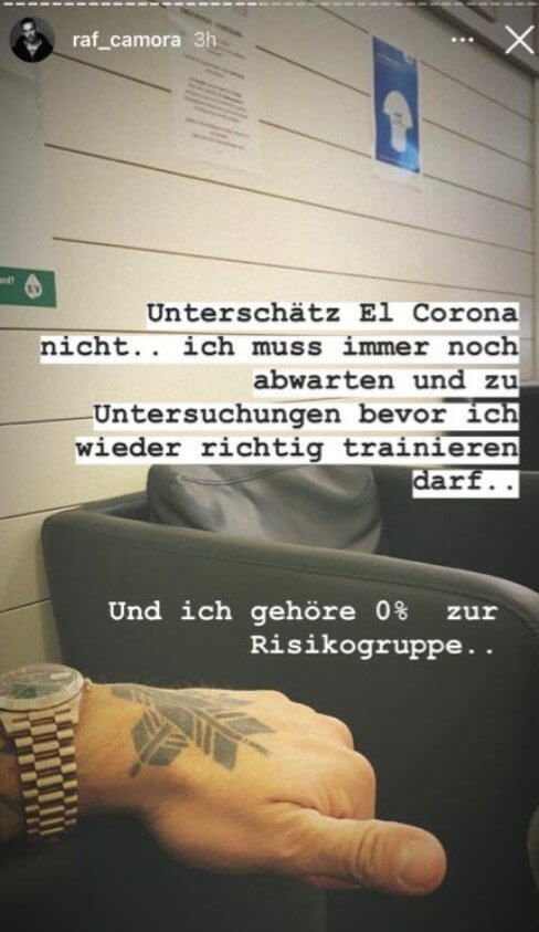 Raf Camora via Instagram