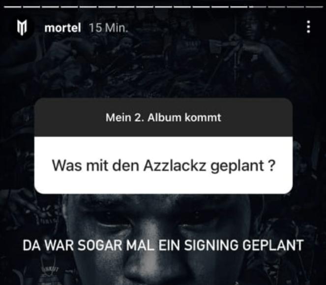Haftbefehl wollte Ufo361 und Mortel unter Vertrag nehmen
