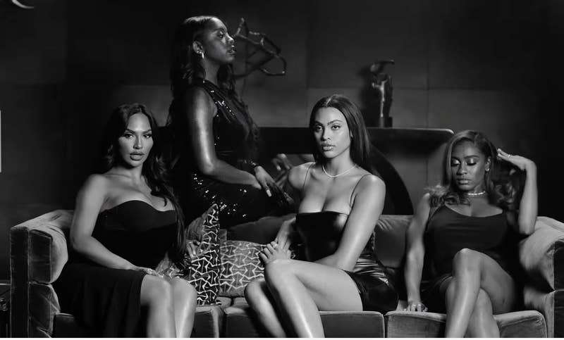 Kim Kardashian Double in Drakes Musikvideo?